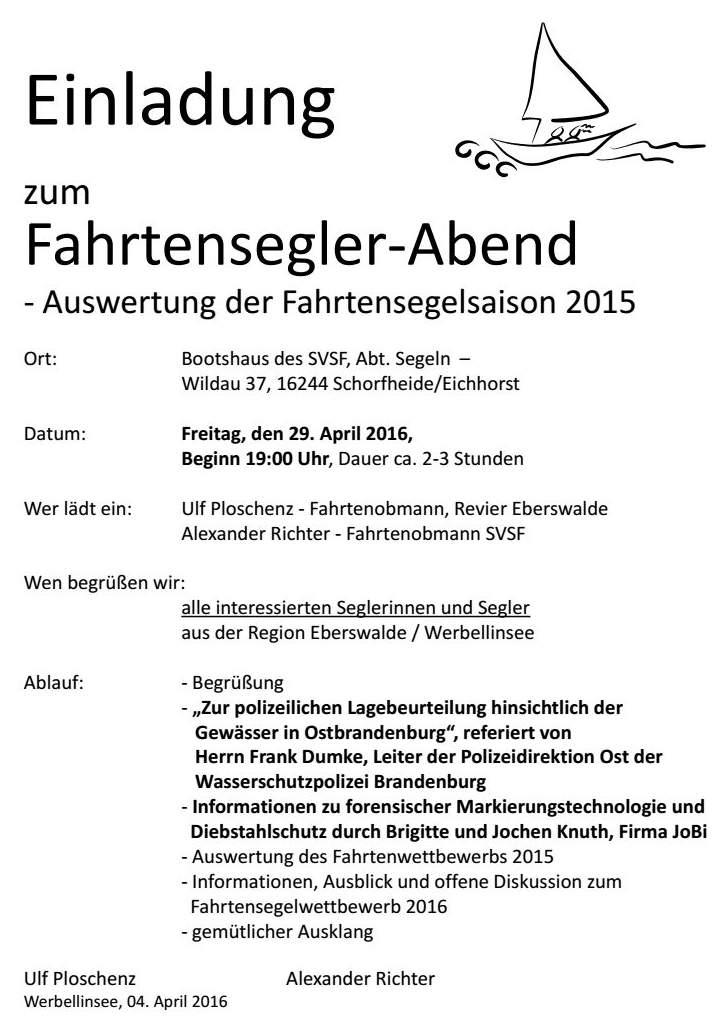 Einladung Fahrtenabend Werbellinsee 2016_01